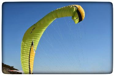 Controla tu parapente durante el vuelo - Agerair