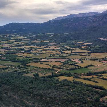 Vistes de la Vall d'Àger