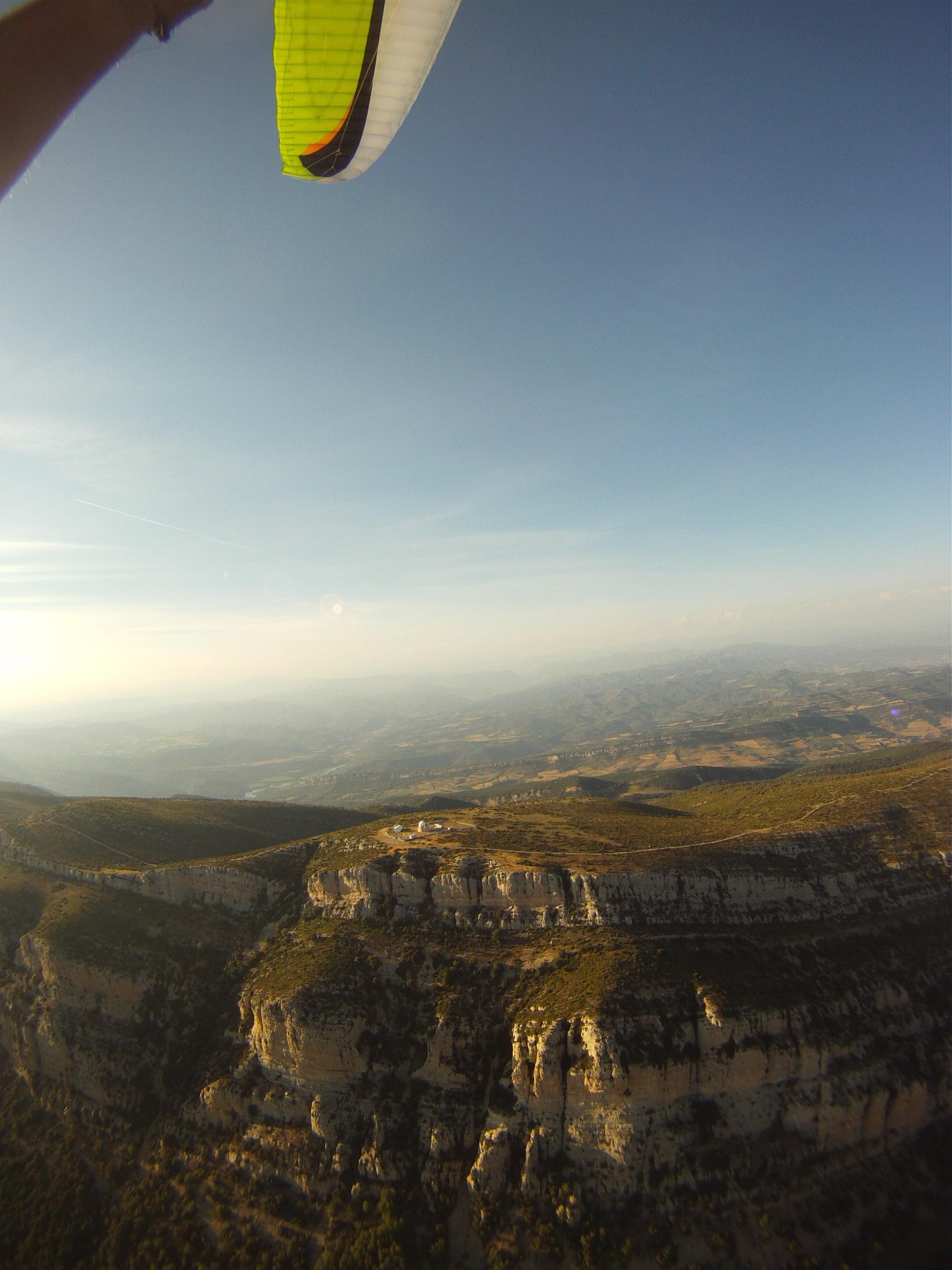 Conoces la Serra del Montsec?